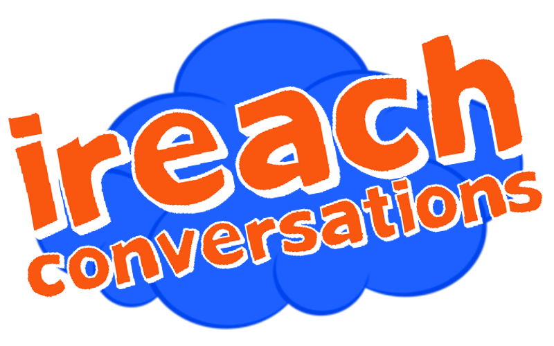iReach Conversations Main Logo - Paid Online Surveys Ireland